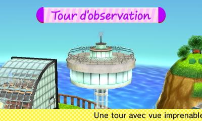 tour d'observation