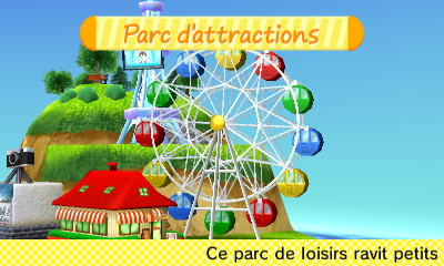 Parc d' attractions