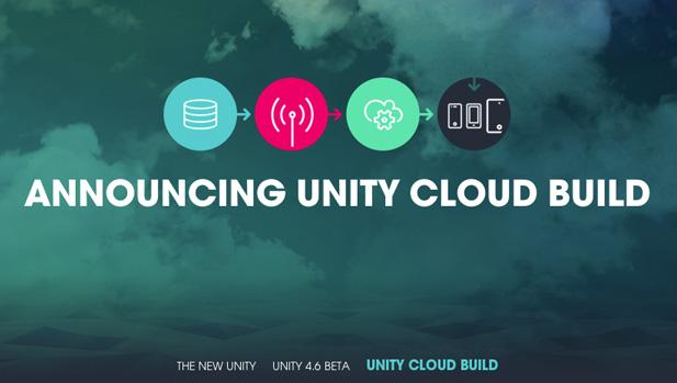 Unity Cloud Build 3