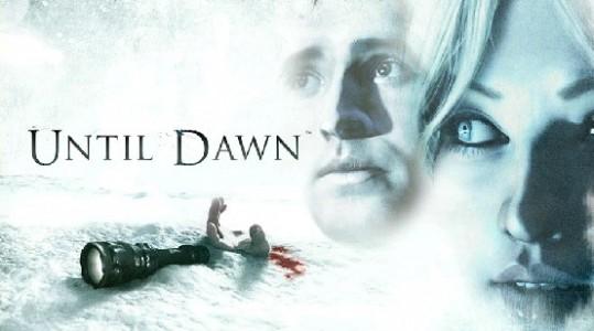 Until Dawn Titre