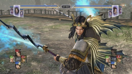 Mode duel Warriors Orochi 3 Ultimate