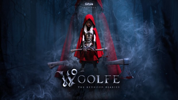 Woolfe : The Red Hood Diaries arrive