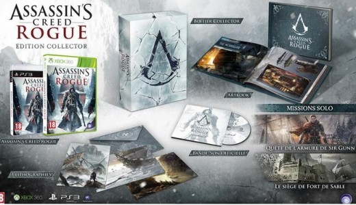 Assassin's Creed : Rogue Lightningamer 01