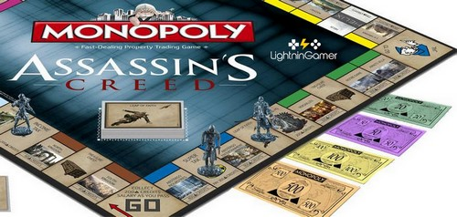 Monopoly : Assassin's Creed