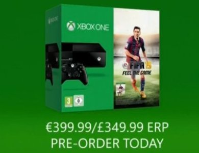 Pack Xbox One FIFA 15