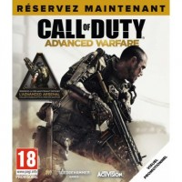 Jaquette Call of Duty Advanced Warfare