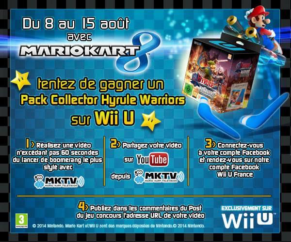 concours Mario Kart