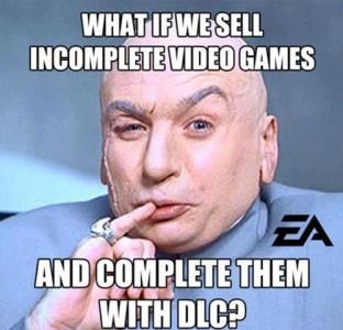 EA DLC rentable
