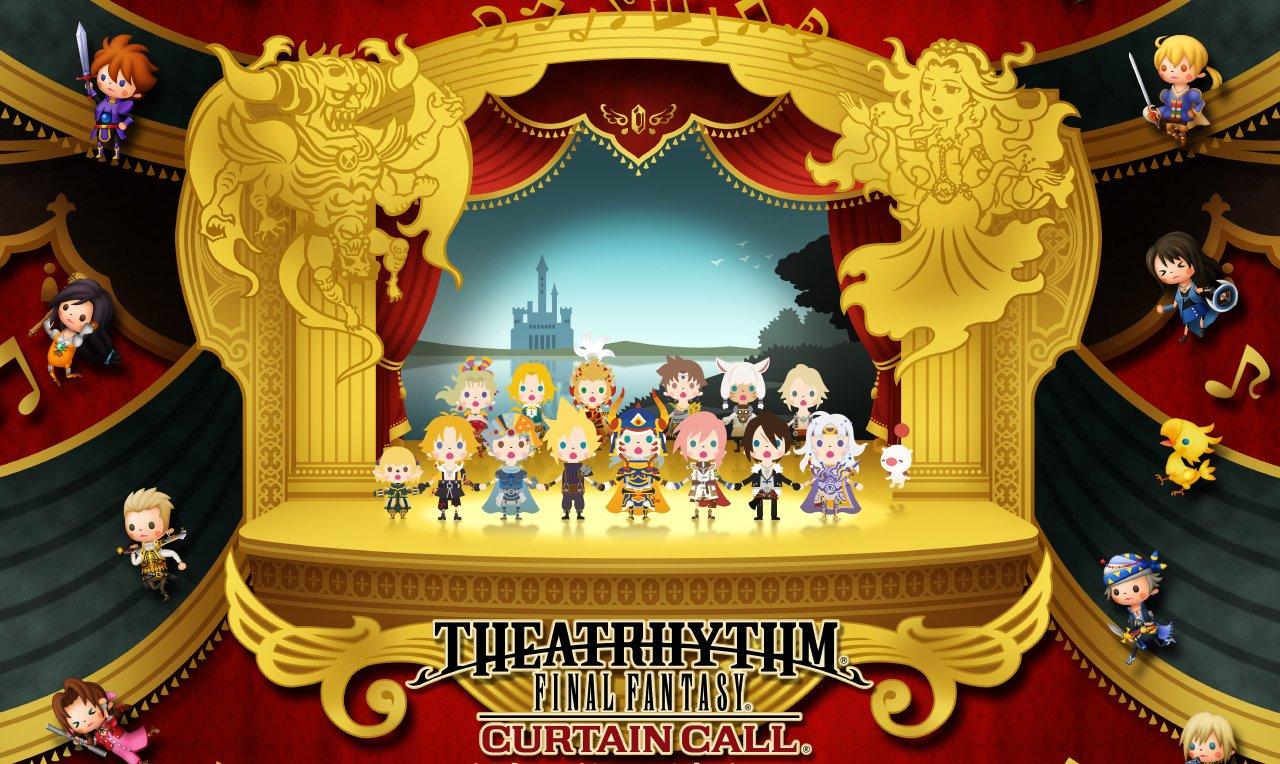 Final Fantasy Theatrythm Curtain Call