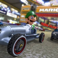 Mario Kart 8 : 3 Mercedes confirmées Lighningamer (3)