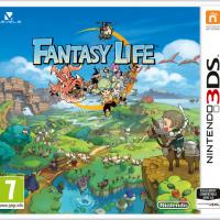 fantasy life jaquette 3DS