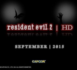 resident Evil 2 HD