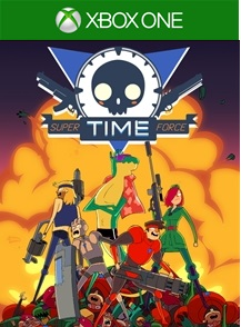 jaquette super time force