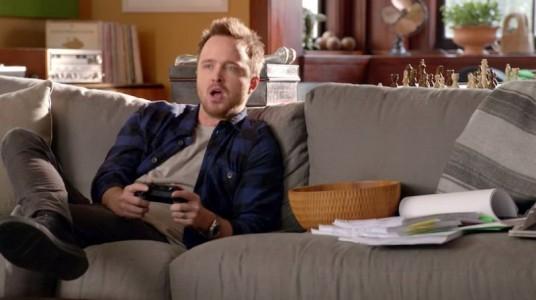 Les jeux vidéo de la rentrée Xbox One Aaron Paul