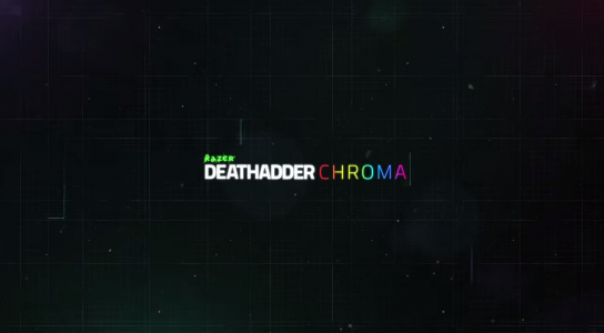 The Razer DeathAdder Chroma