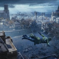 Assassin's Creed Unity le Projet Widow 22