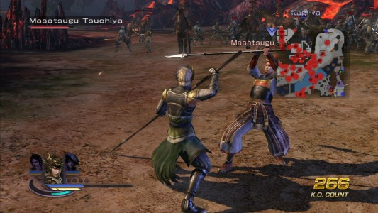 Test Warriors Orochi 3 Ultimate Gameplay