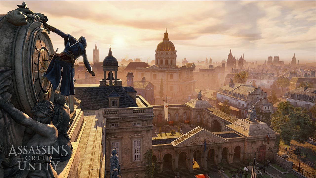 Assassin's Creed Unity le Projet Widow 3