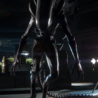 Alien Isolation Xénomorphe