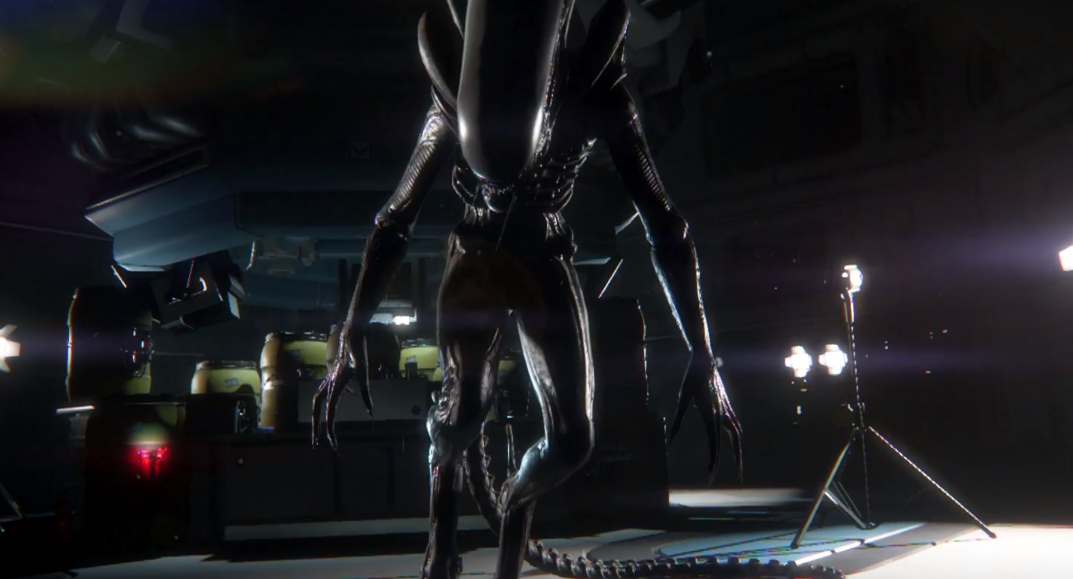 Alien Isolation Xénomorphe