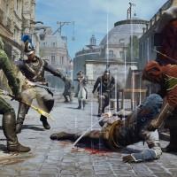 Assassin's Creed Unity la coop