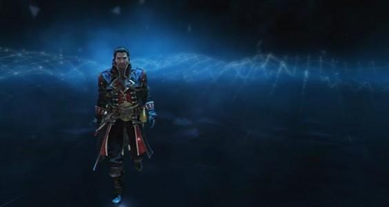Assassin's Creed rogue animus