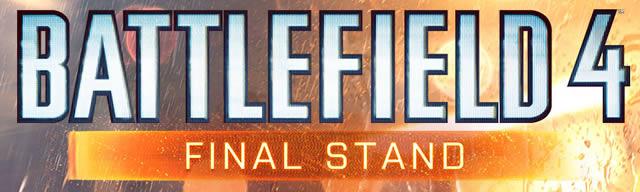 Battlefield 4 Final Stand Logo