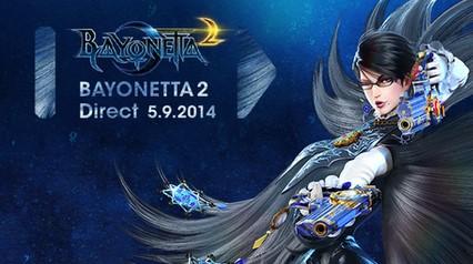 Bayonetta 2 Nintendo Direct