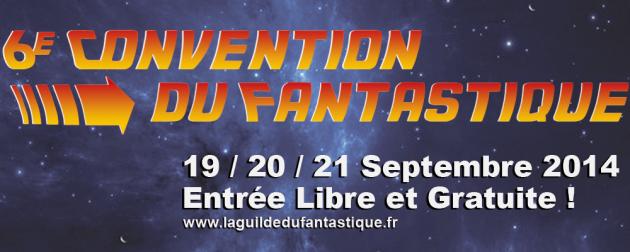 convention du fantastique affiche