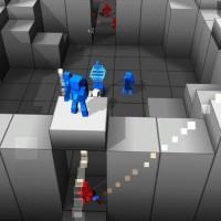 Cubemen 2 gameplay 1