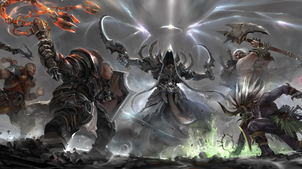 Diablo 3 Ultimate Edition Lightningamer