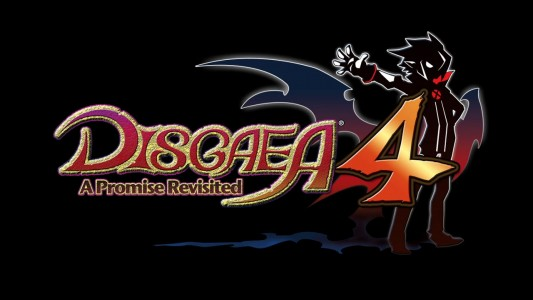 Disgaea 4 A Promise Revisited Title