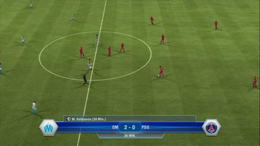FIFA 13 OM-PSG