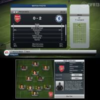 FIFA 13 deux écrans