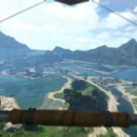 Far Cry 3 deltaplane