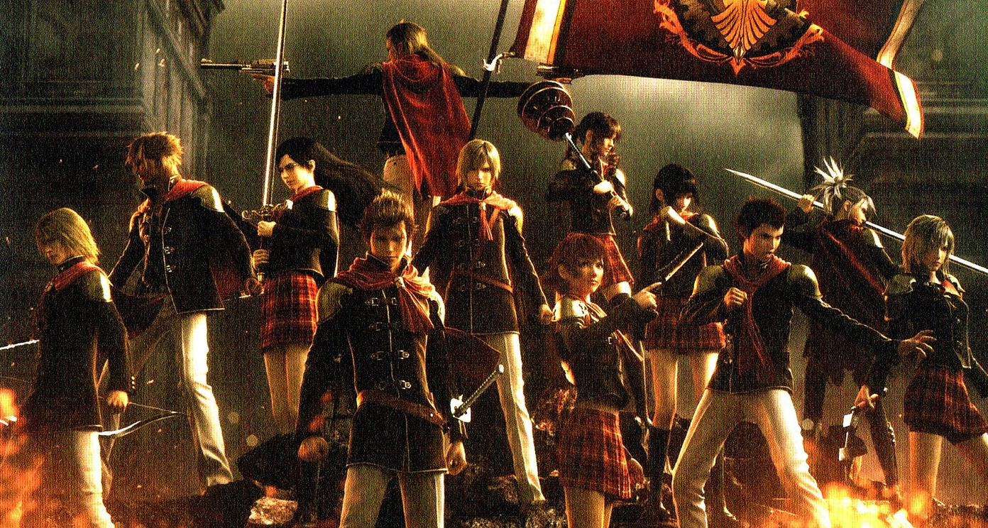 Final Fantasy Type-0 HD LightninGamer (01)