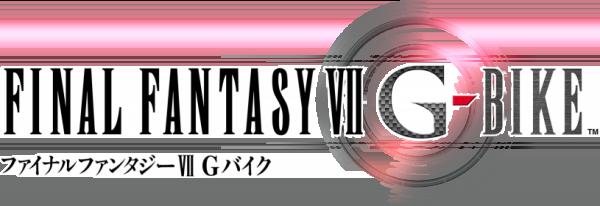 Final Fantasy VII G-bike Logo