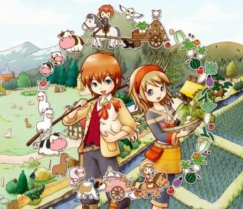 Harvest Moon 3D