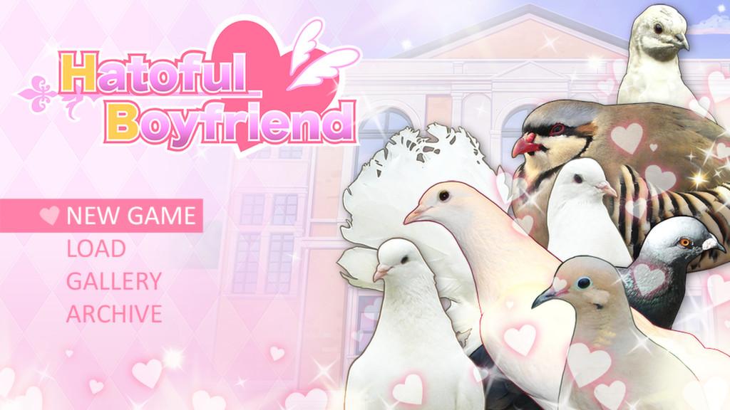 Hatoful Boyfriend Logo