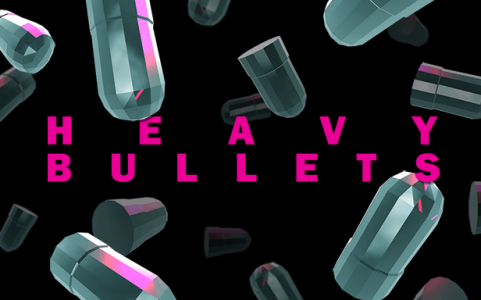 Heavy Bullets logo