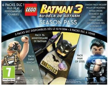 LEGO Batman 3  Au-delà de Gotham