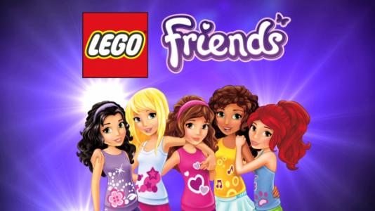 LEGO Friends héroïnes