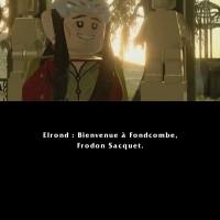 LEGO Le Seigneur des Anneaux elrond