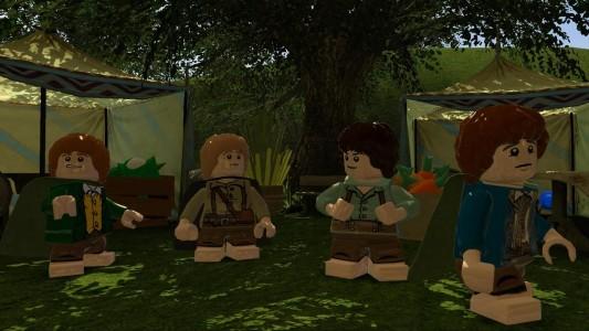 Lego seigneur des anneaux 1
