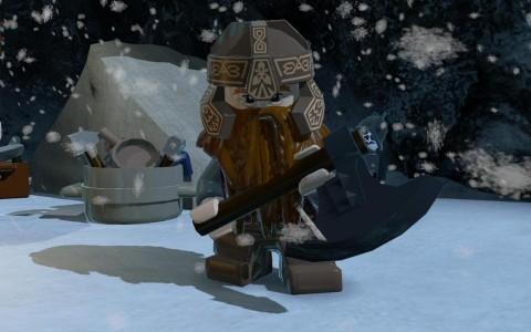Lego seigneur des anneaux 2