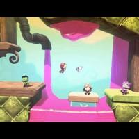 LittleBigPlanet coopération