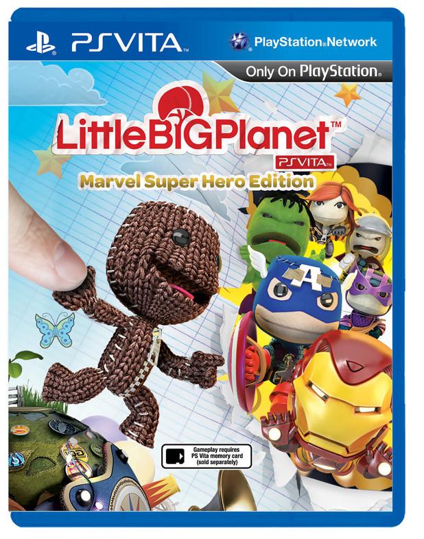 LittleBigPlanet Marvel