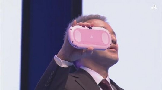 PlayStation Vita rose