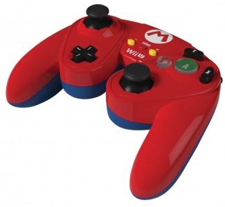 Manette Fight Pad pour Wii U Mario