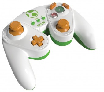 Manette Fight Pad pour Wii U Yoshi